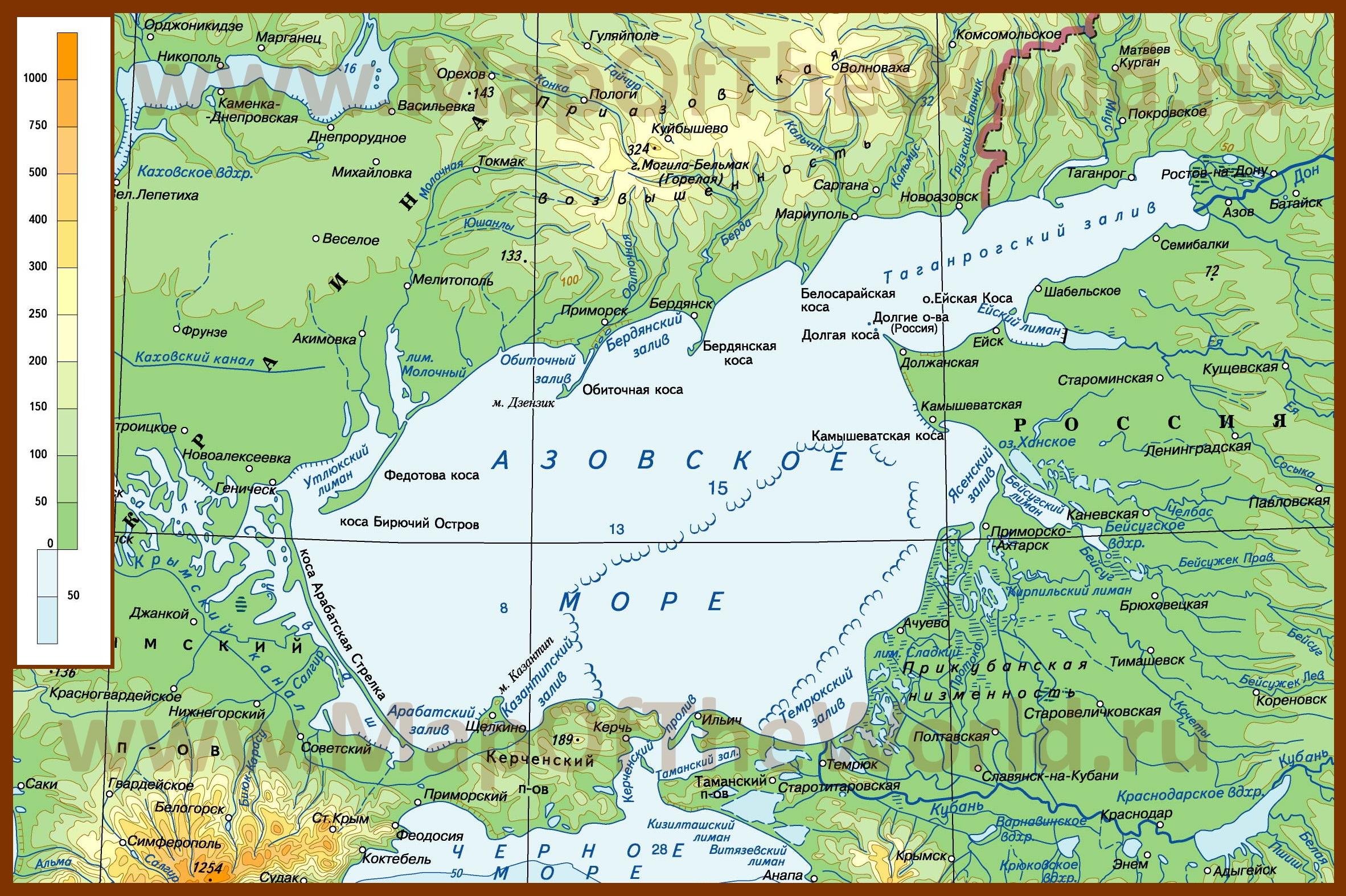 Азовское Море На Карте России Фото: http://tominecraft.ru/azovskoe-more-na-karte-rossii-foto.html