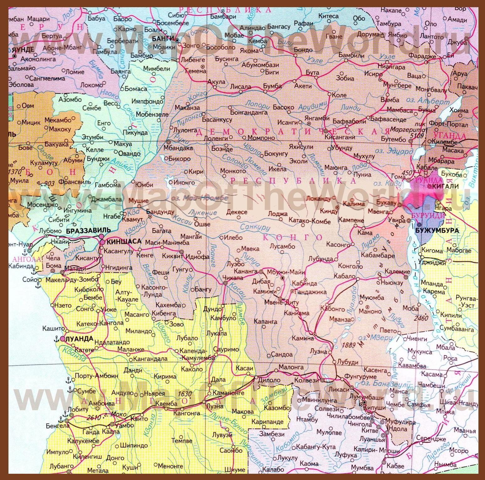 Конго заир на русском языке
